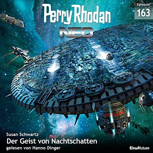 Der Geist von Nachtschatten (Perry Rhodan NEO 163) Titelbild