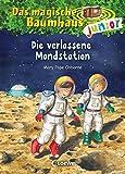 Das magische Baumhaus junior 8 - Die verlassene Mondstation - Mary Pope Osborne