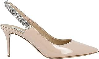 NINALILOU Luxury Fashion Womens 291231AL33 Pink Pumps | Season Outlet