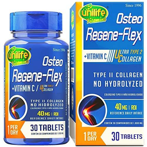 Osteo Regene-Flex Colágeno Tipo 2 Unilife 30 cápsulas