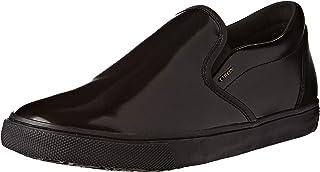 Geox Slip On Shoes For Men - Black