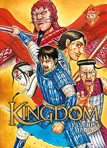 Kingdom Edition simple Tome 55