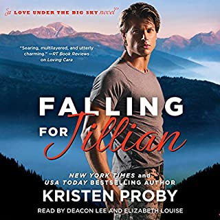 Falling for Jillian audiobook cover art