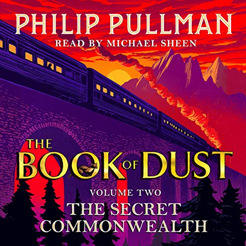 The Secret Commonwealth audiobook cover art