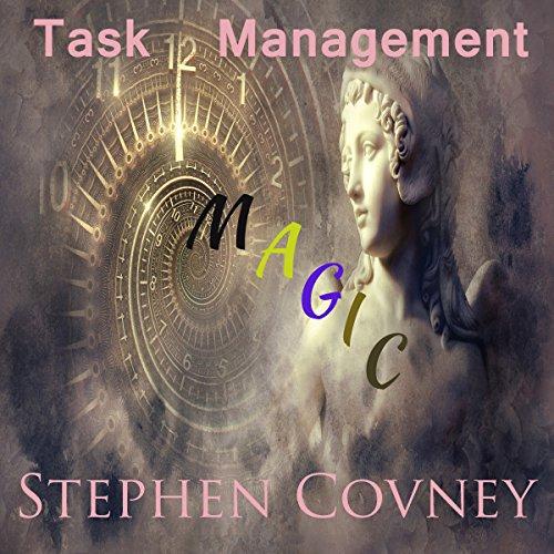 Task Management Magic audiobook cover art