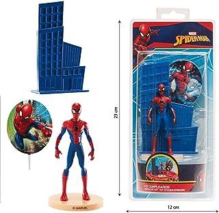 Dekora - Decoracion para Tartas con la Figura de Spiderman
