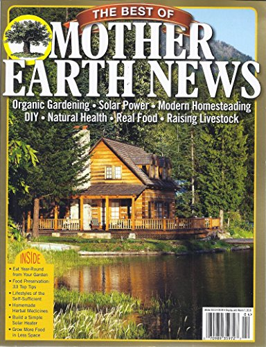 The Best of Mother Earth News Magazine (Winter 2015)