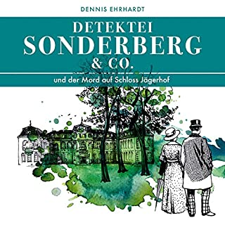 Sonderberg & Co. und der Mord auf Schloss Jägerhof Titelbild