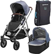 UPPAbaby Full-Size & Versatile Vista Infant Baby Stroller & Travel Bag, Henry