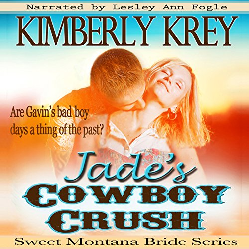 Jade's Cowboy Crush cover art