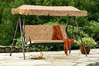 The Outdoor Patio Store Replacement Canopy for Jaclyn Smith Today Addison Swing