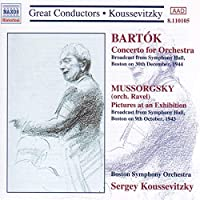 Mussorgsky:Pictures at An Exhi