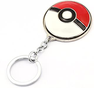 Pokemon Pokeball Zinc Alloy Keychain