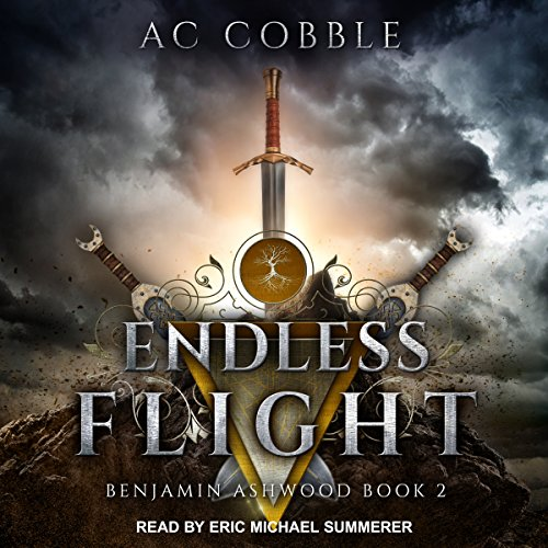 Endless Flight audiobook cover art
