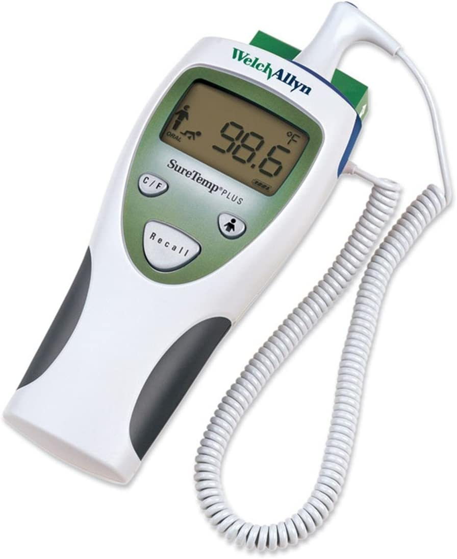 Welch Large discharge sale Allyn 01690-200 Suretemp Plus Over item handling ☆ O Electronic Thermometer 690