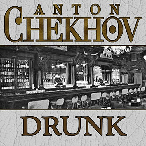 Drunk audiobook cover art
