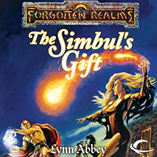 The Simbul's Gift audiobook cover art