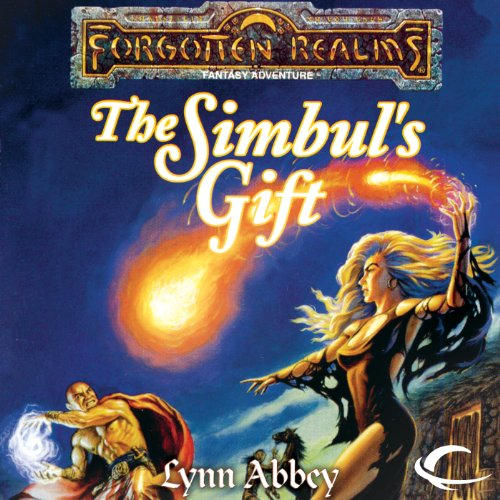 Couverture de The Simbul's Gift