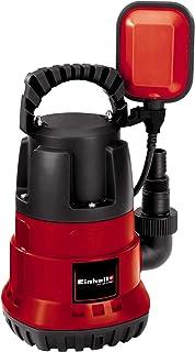 Einhell Pompe d'évacuation eaux claires GC-SP 2768 (270 W, Câble d'alimentation 10 m, Corps en PVC - Turbine en inox, Enro...