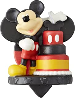 Wilton Mickey and The Roadster Racers Birthday Candle, Great for Birthday Cakes, Cupcakes, Muffins and More, Light up Your Child's Eyes on Their Special Day