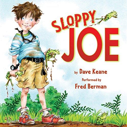 Sloppy Joe audiobook cover art
