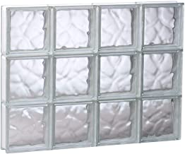 Best glass block wave pattern Reviews