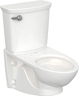 two piece wall mounted toilet