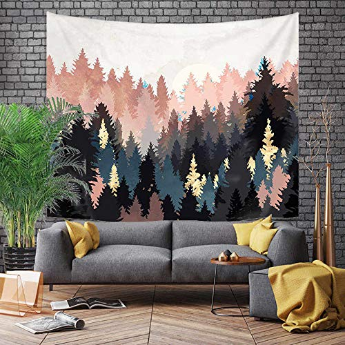 Japanese style big tapestry whale dragon fish dragon and phoenix totem wall hanging bohemian background cloth A15 150x200cm