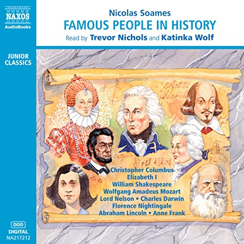 Famous People in History Titelbild
