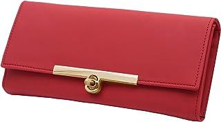 ALSU Red Leather Women's & Girl's Wallet (1955)