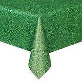 Unique - Tovaglia Plastica Prato Verde