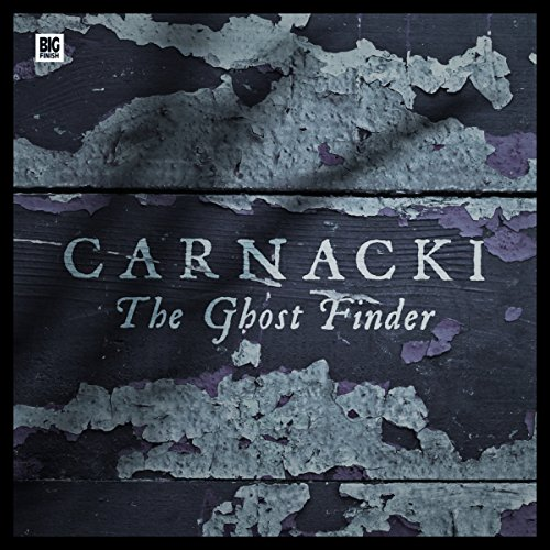Carnacki the Ghost-Finder audiobook cover art