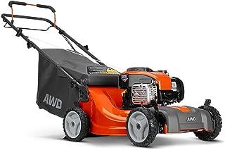 Husqvarna LC221A Lawn Mowers, Orange/Gray