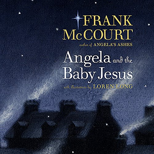 Angela and the Baby Jesus audiobook cover art