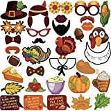 PERFECT AND EYE-CATCHING FALL THEME TOUCH PARTY ADD-ON FOR ANY PARTY THEME- Wanting to have a memorable party? This Thanksgiving Photo Both Props includes element of pumpkin, bread, turkey, fruits, corn, maple leaves and bubble speech messages can ma...