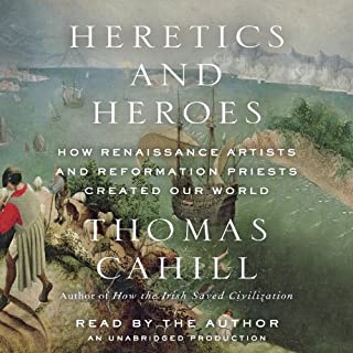 Heretics and Heroes audiobook cover art