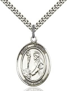 st dominic patron saint medal