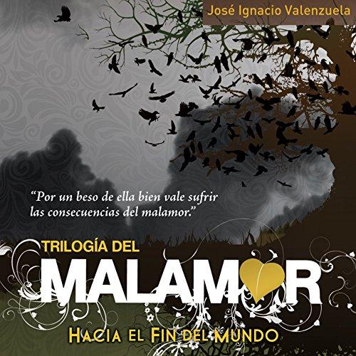 Hacia el fin del mundo audiobook cover art