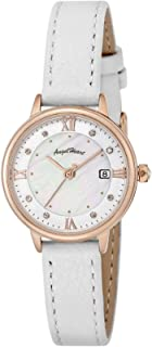 [エンジェルハート] 腕時計 LUXE ホワイト文字盤 スワロフスキークリスタル ソーラー電池 LU26P-WH レディース ホワイト