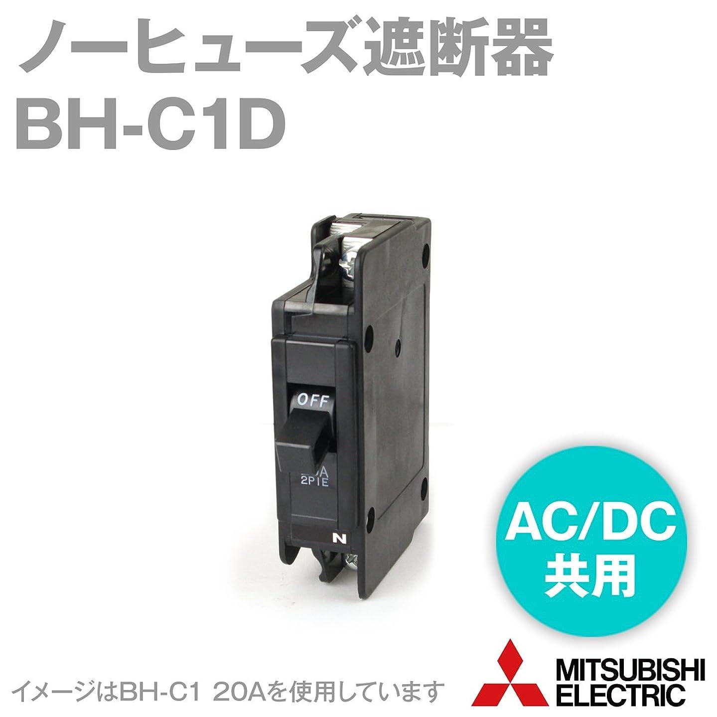 ブラウザウミウシ望ましい三菱電機 BH-C1D 30A ノーヒューズ遮断器 (分電盤用) (分岐回路用) (AC/DC共用) (2P1E) NN