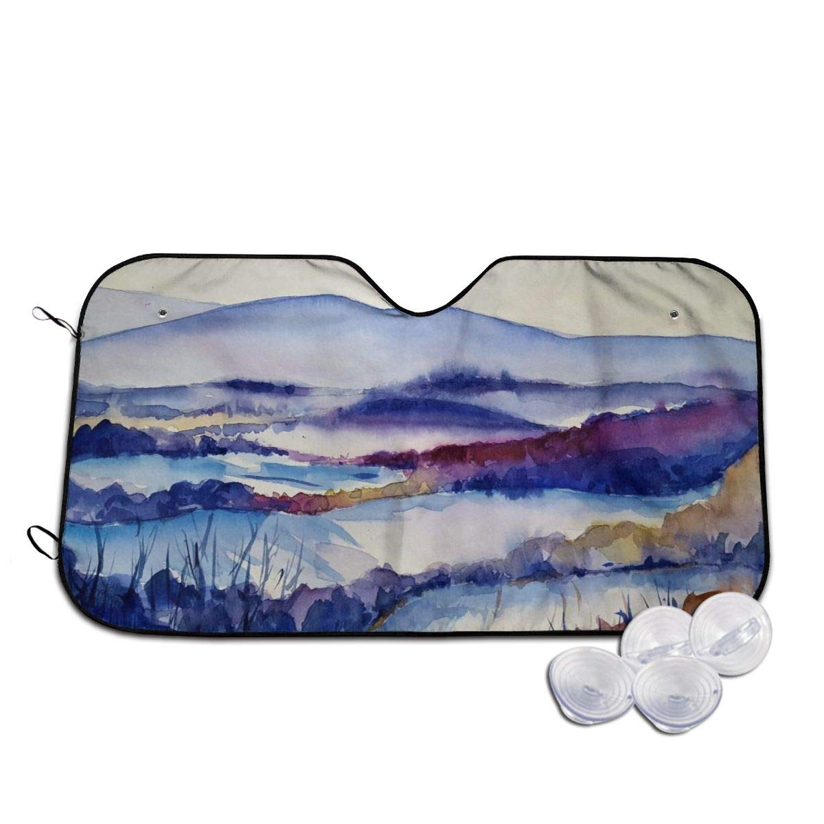 Car Windshield Sunshade Snow Winter Protection Keep to Th Max 66% OFF shipfree Nature