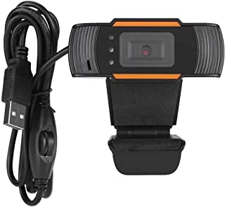 Nobrand HD Web Camera Computer PC 12.0M Pixel HD Video Webcam with Microphone