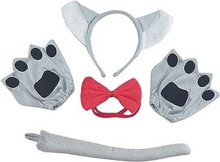 Amazon.es: orejas lobo - Disfraces y accesorios: Juguetes y juegos