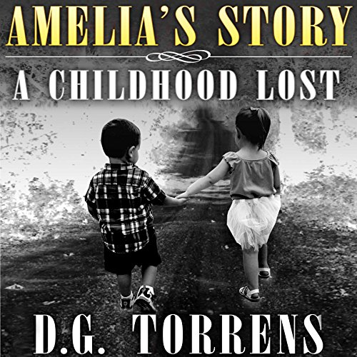 Amelia's Story audiobook cover art