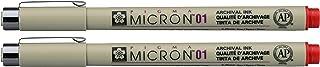 قلم ساكورا بيغما ميكرون مقاوم للماء بحجم 01 .25 مم