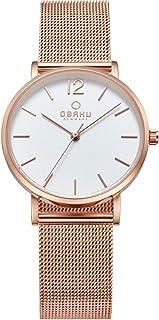 Obaku Dress Watch (Model: V197LXVWMV)