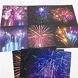 Febbya Origami,Papel para Papiroflexia 70 Sky Stars Hojas Set de Papel Origami 10 Colores para Manualidades Proyectos Artes 15x15cm Cuadrados para Niños Adultos