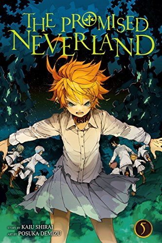 The Promised Neverland, Vol. 5: Escape (English Edition)
