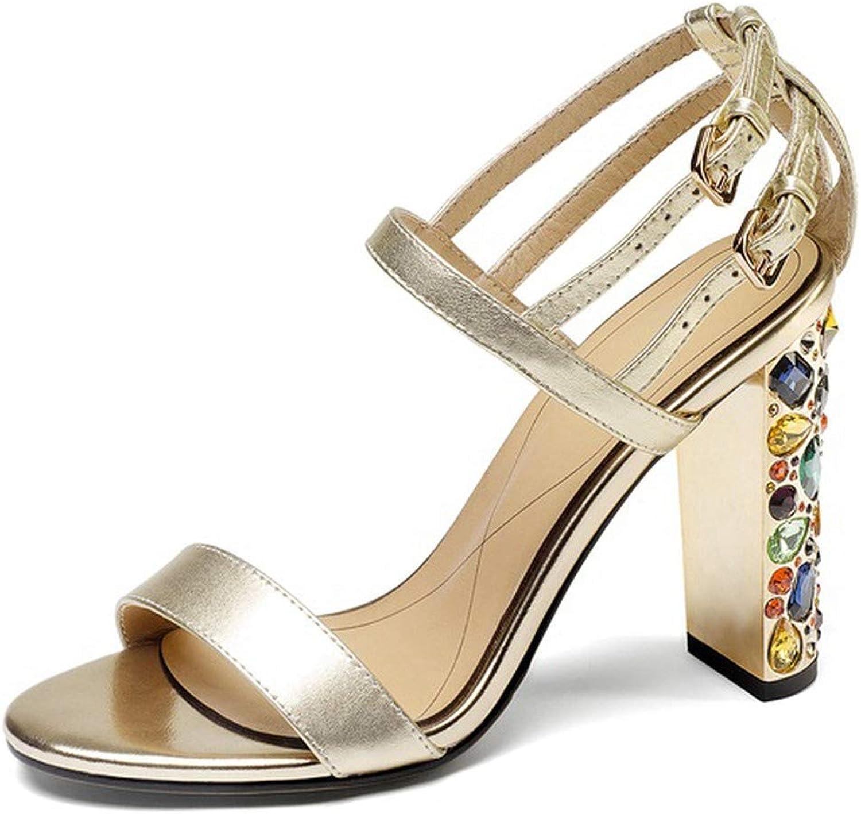 SANDIP MIKEY Summer Sandals Women Sexy Super High Heels Open Toe Rhitone Heel shoes Office Dress