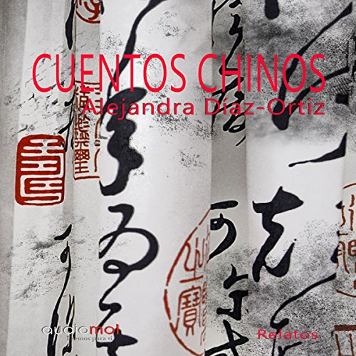 Cuentos chinos [Chinese Tales] audiobook cover art
